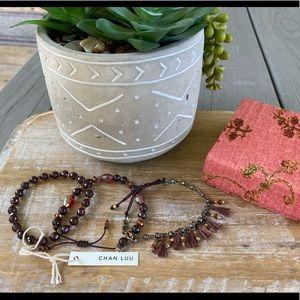 Chan Luu Bead & Tassel Bracelet Set - NEW! ☀️